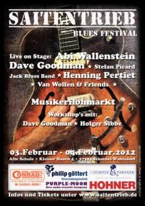 Saitentribe Bluesfestival